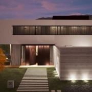 External lighting: how to approach design aspects with a BIM software Edificius