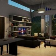 How to model and customize a house interior BIM software Edificius