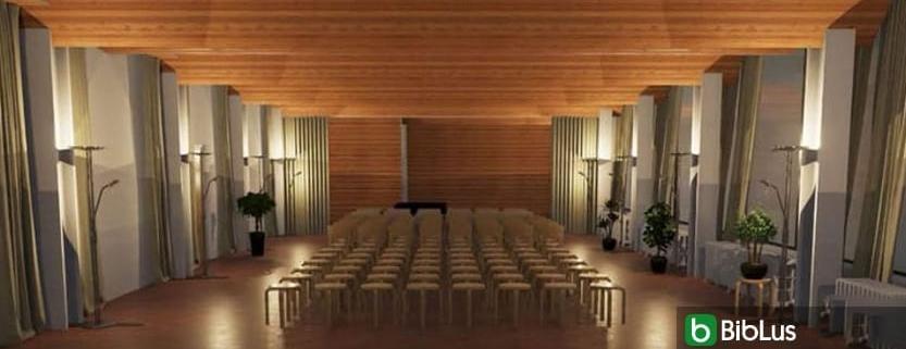 Alvar Aalto's Viipuri Library project with a BIM software Edificius