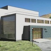 Designing the Viipuri library with a BIM software Edificius