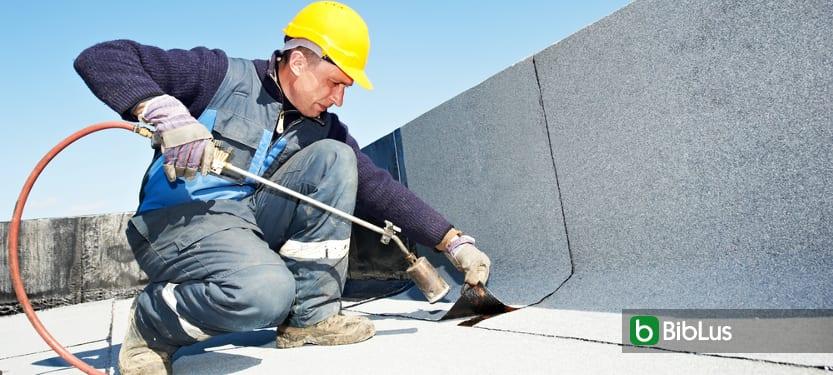 Hi-tech felt, an insulating material with special properties