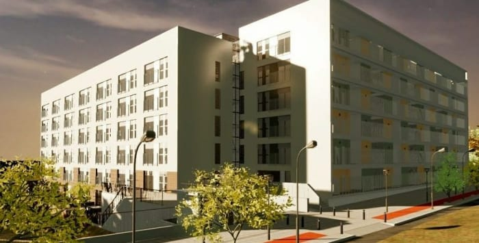 Social-Housing-Terrassa_render-software-BIM-Edificius