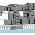 Water Villas – isometric view