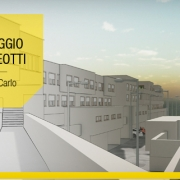 Apartment building plans architectural projects ready for download_Villaggio Matteotti-De Carlo_architectural design software Edificius