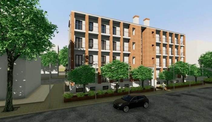 Storey-building-Milan-rendering-software-BIM-Edificius