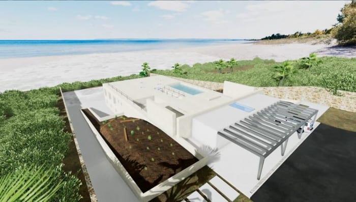 Contemporary-single-family-detached-homes-House-of-the-Infinite-render-ambientazione-software-BIM-Edificius