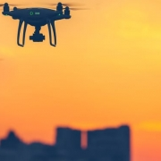 Building and construction industry Tecnological trends 2018: drones