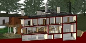 Villa-Mairea-cutaway-software-BIM-Edificius