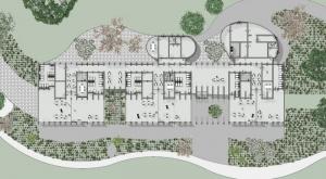 floor plan-ground-floor-projects-school-buildings-software-BIM-architecture-Edificius