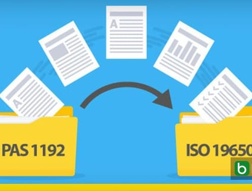 Withdrawal of PAS 1192: the English BIM standard will be combined in ISO 19650