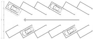 30°- angle-scheme-parking