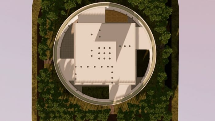 Kindergarten-design_school-view-from-above_render-software-BIM-architecture-Edificius