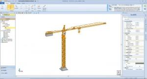 Parametric-crane-CerTus HSBIM