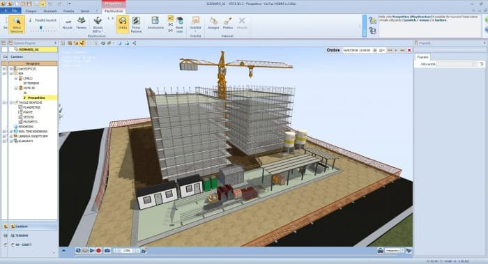 Digital-construction-site-model-CerTus HSBIM