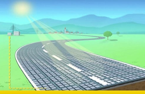 Solar roadways: the future of renewable energy? Potential and doubts_Solarius-PV software