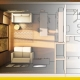 40 square meter studio apartment plan: criteria and examples ready for download