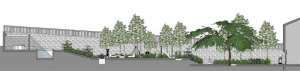 Landscape design plans_How to design a garden_elevation view-6