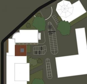 Area view_library building design_ software BIM architetcure Edificius