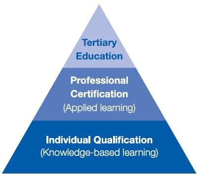 Professional Certification Program Structure