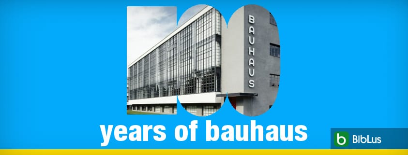 100 years of bauhaus history events and icons
