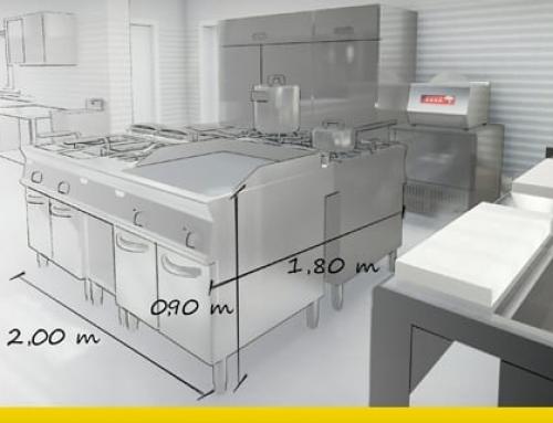 Commercial kitchen design: 6 fundamental rules
