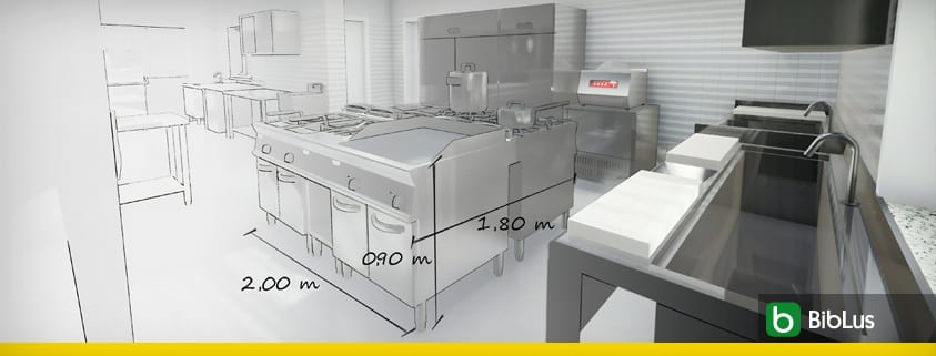 How To Design A Commercial Kitchen The Complete Technical Guide Biblus