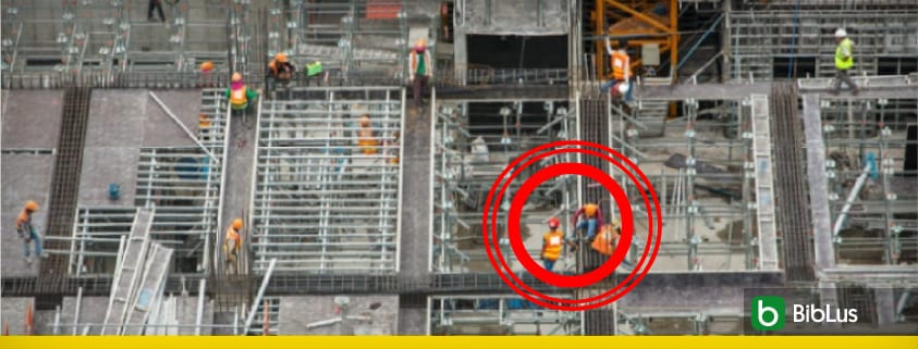 AI in construction industry could help preventing accidents on a workplace