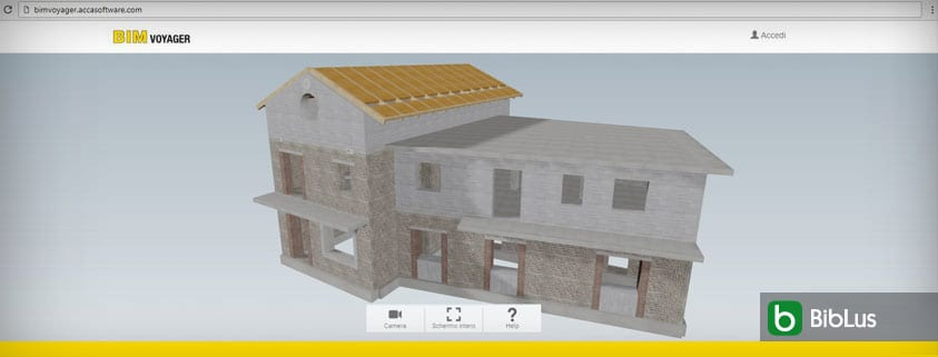 Structural design: publish and share a structural project online with BIM VOYAGER_EdiLus-VR