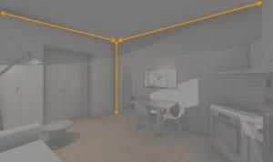 2bedroom-apartment-project-dimensions-render-software-bim-architecture-edificius
