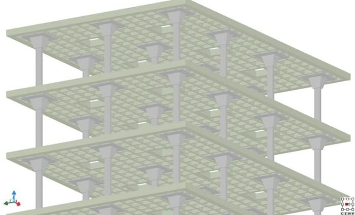 3d-ribbed-slab-4 great advantages that BIM can bring to structural engineers_Edilus