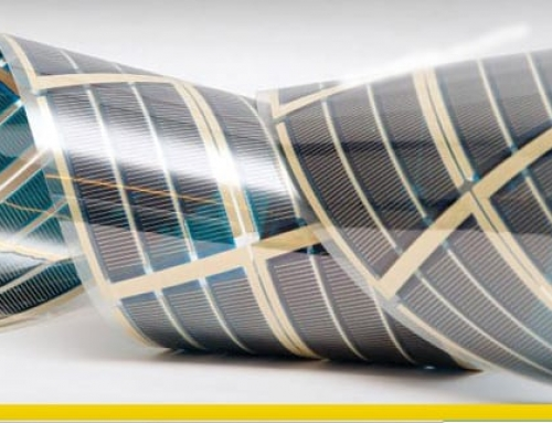 Flexible photovoltaic panels, the future of renewables