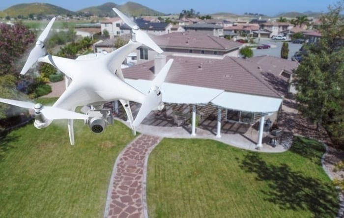 drones-10 innovative technologies for the construction industry