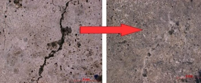 self-healing-concrete example-10 innovative technologies for the construction industry