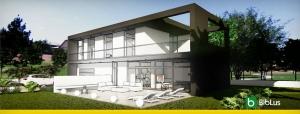 Single-family home plans, the technical guide-software-BIM-architecture-Edificius