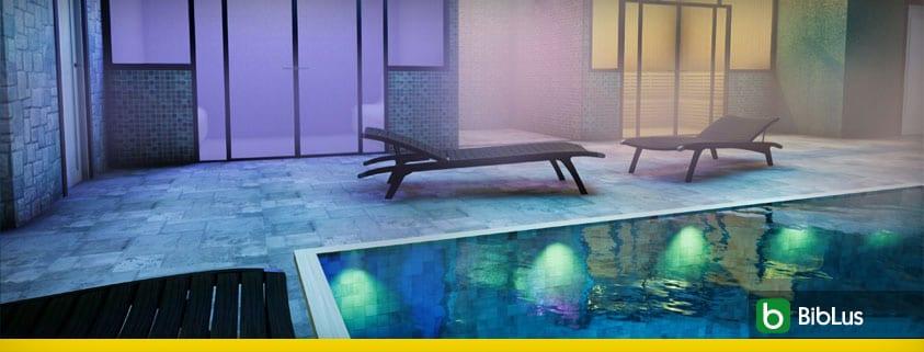 Wellness centre and Spa design-software-architecture-BIM-Edificius