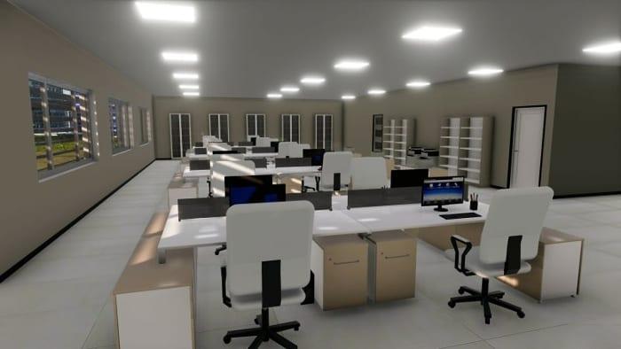 Office design, the practical guide_render-detail-open-plan_software-BIM-architecture-Edificius