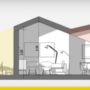 Attic renovation project: ideas and examples-software-architecture-bim-edificius
