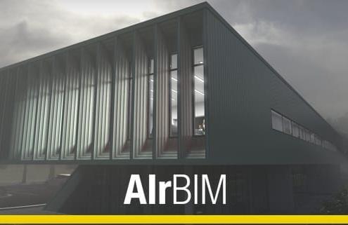 Rendering with artificial intelligence optimizes architectural design_AIrBIM-software-Edificius