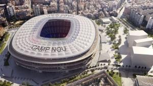 BIM for renovation projects: designing Camp Nou with BIM technology