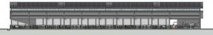 design-of-a-stable-Section-B-B-software-bim-edificius