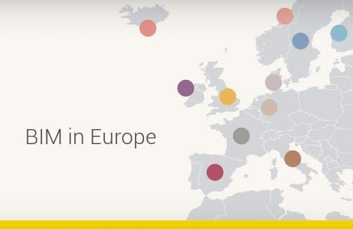 BIM in Europe_adoption-implementation-Europe-countries
