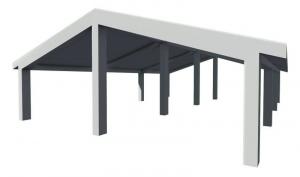 Roof architecture design