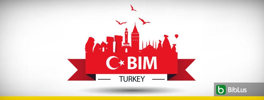 BIM levels of implementation in Turkey