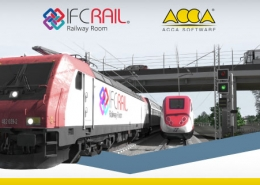 IFC Rail: the project by ACCA software in Beijing