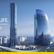 CityLife Milan_designed by BIG-Bjarke Ingels Group