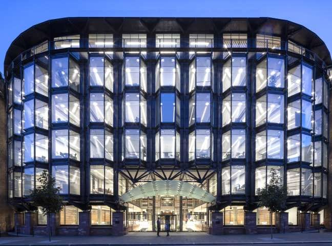 BIM renovation project of the Financial Times