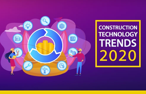 construction technology trends in 2020