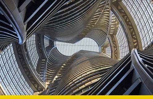 ZHA' s Leeza Soho Tower designed with BIM