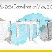 IFC 2x3 coordination view 2.0