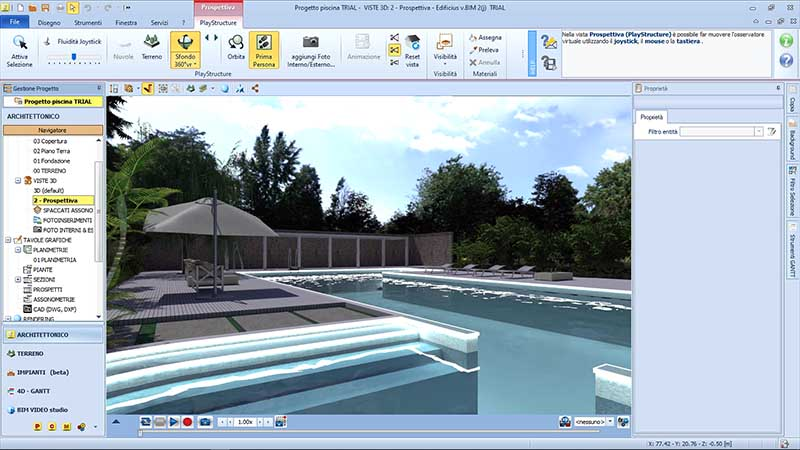 swimming pool design and plans